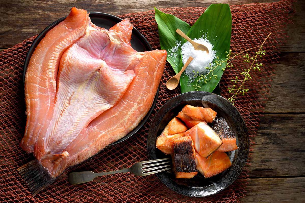 FROZEN PROCESSING FISHERY PRODUCTS